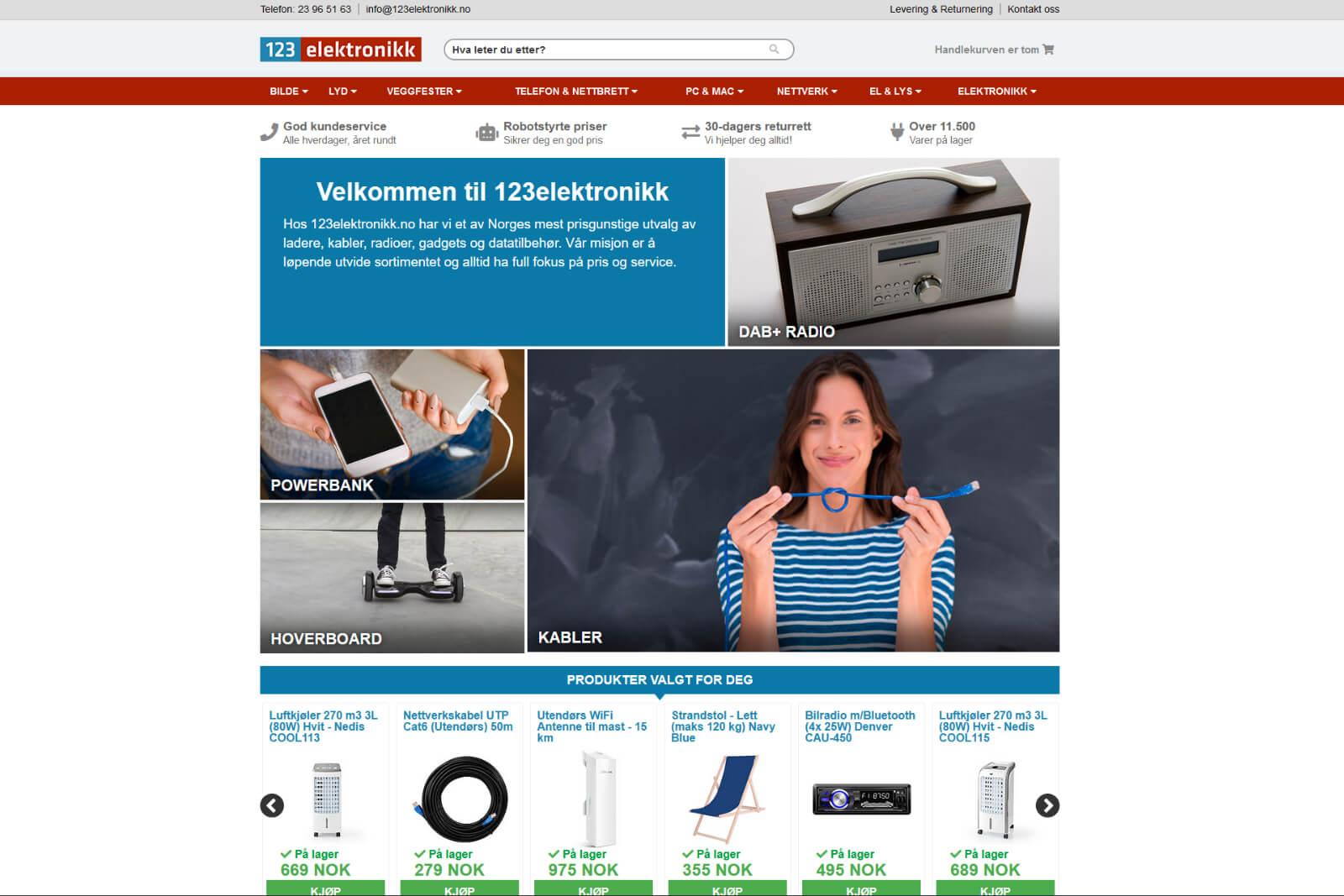 123elektrnonikk websider